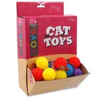MAGIC CAT míček plastový 3,8 cm 50ks