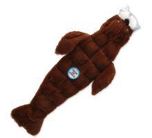 DOG FANTASY Skinneeez multi-pískátko mrož 52,5 cm 1ks