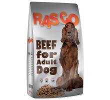 RASCO Dog hovězí 10kg VÝPRODEJ