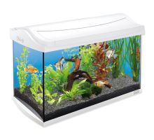 Akvárium set TETRA AquaArt bílé 57 x 35 x 30 cm 60l
