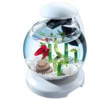 Akvárium set TETRA Cascade LED bílé 25 cm 6,8l