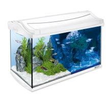 Akvárium set TETRA AquaArt LED bílé 57 x 30 x 35 cm 60l