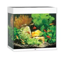 Akvárium set JUWEL Lido LED 120 bílé 120l