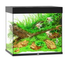 Akvárium set JUWEL Lido LED 200 černé 200l