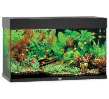 Akvárium set JUWEL Rio LED 125 černé 125l