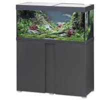 Akvárium set se stolkem EHEIM Vivaline LED antracitové 180l